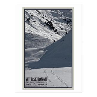 Wildschönau - Backcountry Hike Postcard