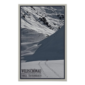 Wildschönau - Backcountry Hike Posters