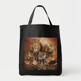 WildStyles - Cat Power Designer Tote