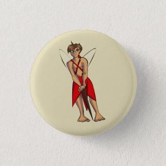 Wildwhisper and the Thorn 3 Cm Round Badge