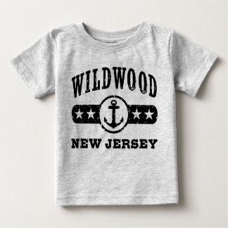 Wildwood New Jersey Baby T-Shirt