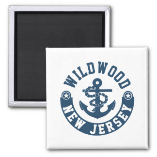 Wildwood New Jersey Magnet