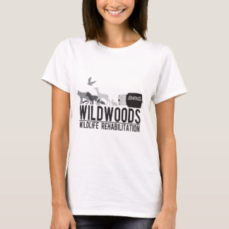 Wildwoods Black & White T T-Shirt