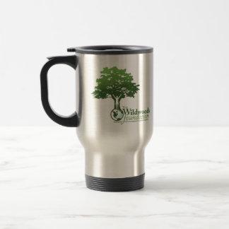 Wildwoods Foundation Logo Travel Mug