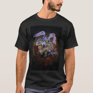 Wile E Coyote A Loony in the Box T-Shirt