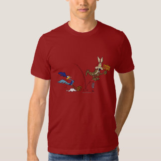 Wile E Coyote and ROAD RUNNER™ Acme Products 7 Shirts