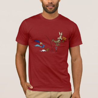 Wile E Coyote and ROAD RUNNER™ Acme Products 7 T-Shirt