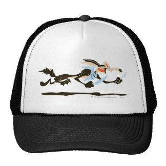 Wile E. Coyote Chasing dinner Cap