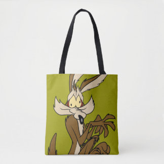 Wile E. Coyote Derp Tote Bag