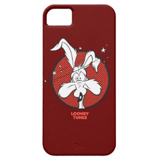 Wile E. Coyote Dotty Icon iPhone 5 Covers