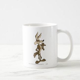 WILE E. COYOTE™ Looking Proud Basic White Mug