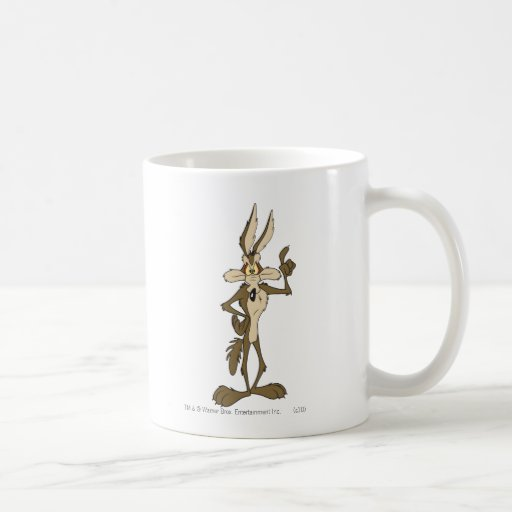 Wile E. Coyote Standing Tall Mug