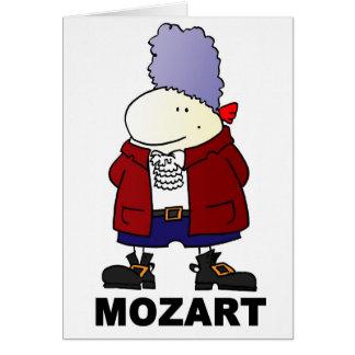 Wilf Mozart Card