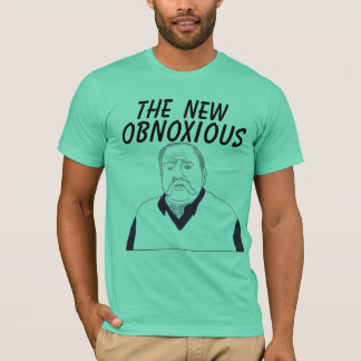 wilford3, THE, NEW, OBNOXIOUS - Cu... - Customized T-Shirt