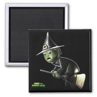 Wilga Witch Fridge Magnets