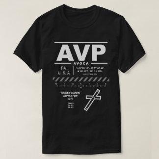 Wilkes-Barre / Scranton Int'l Airport AVP T-Shirt