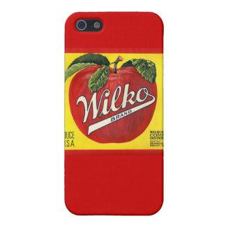 Wilko Brand Apples iPhone 5 Covers