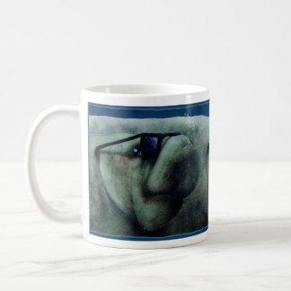"Will Bullas mug ""manatees are cool"""