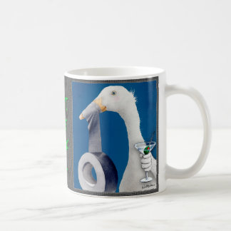 "Will Bullas mug ""shut the duck up!"""