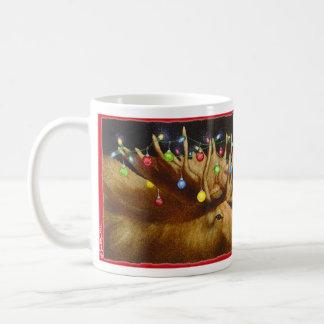 "Will Bullas mug ""the Christmas moose..."""