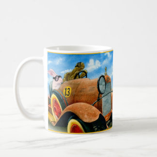 """Will Bullas mug """"the great race"""""""