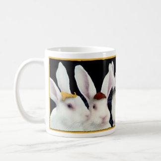 "Will Bullas mug ""the hare club"""