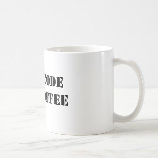 Will code for coffee mug