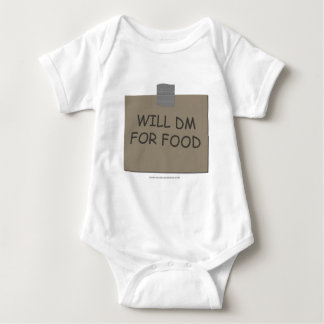 Will DM For Food Baby Bodysuit