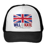Will & Kate Hat
