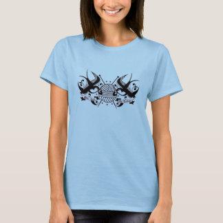 Will Knit for Tattoo T-Shirt