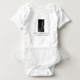 Will mercer (will Marion) cook Baby Bodysuit