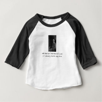 Will mercer (will Marion) cook Baby T-Shirt