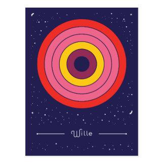 Will Postcard