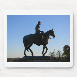 Will Rogers Into the Sunset Mouse Pad