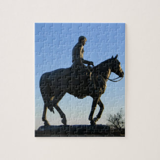 Will Rogers Into the Sunset Puzzle