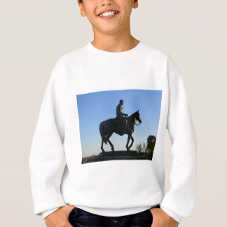 Will Rogers Into the Sunset Sweatshirt