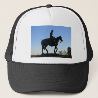 Will Rogers Into the Sunset Trucker Hat