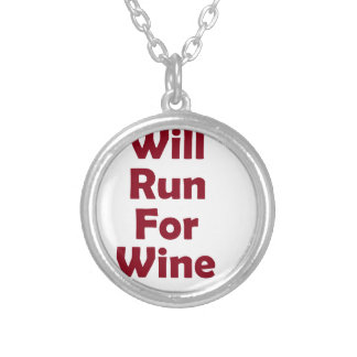 Will run for red wine pendants