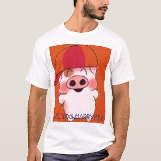 WILL U MARRY ME? T-Shirt