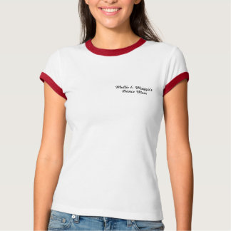 will work for dance fees T-Shirt