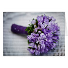 Will you be my Bridesmaid Bouquet Greeting card