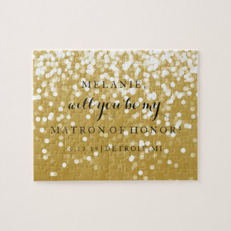 Will You Be My Bridesmaid-MOH Puzzle - Sparkling G
