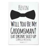 groomsmen invitations announcements zazzle au