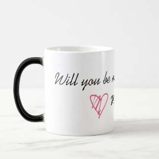 """Will you be my Maid of Honor?"" Mug"