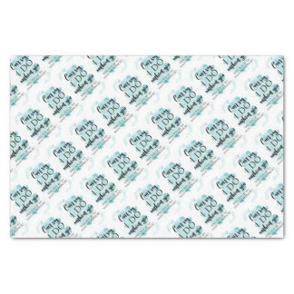 Will you be my maid of honor question card tissue paper