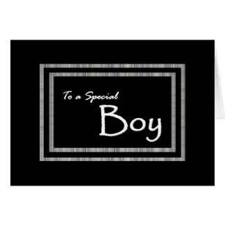 Will You Be My Page Boy Wedding Invitation V5 Greeting Card