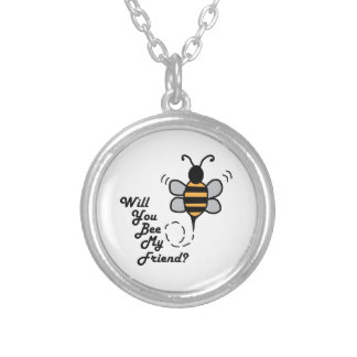 Will You Bee My Friend? Pendant