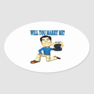 Will You Marry Me 3 Stickers