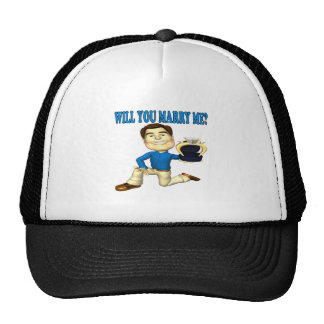 Will You Marry Me 4 Cap