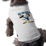 Will You Marry Me 9 Dog Shirt